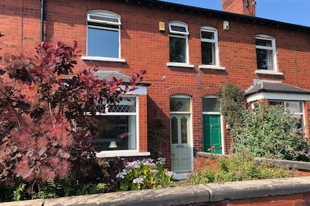 Victorian 2 Bed Terrace In Leafy Lytham