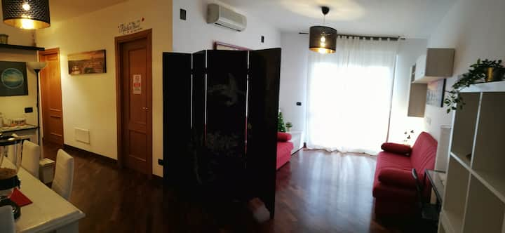 Appartamento 2 camere da letto con terrazzo