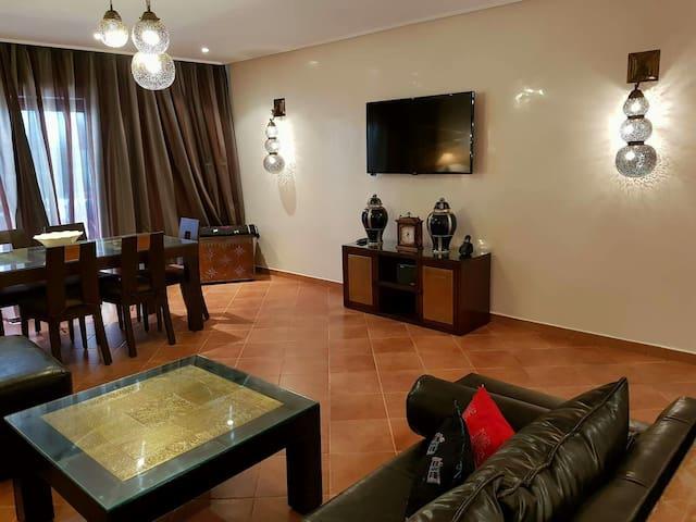 Appartement à Malabata baie de tanger