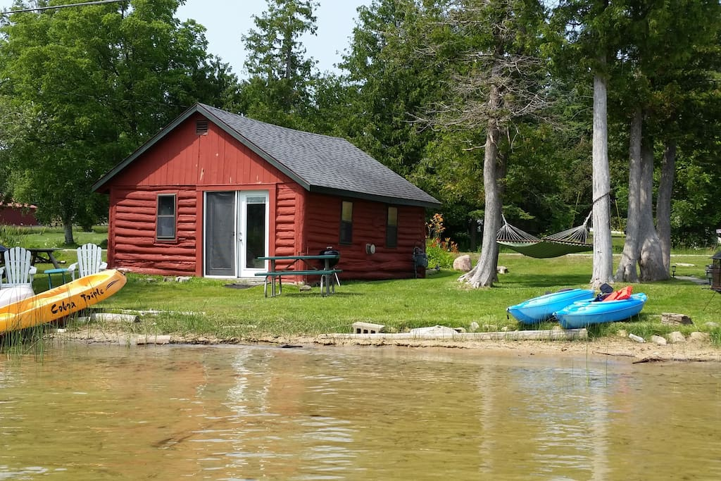 cabin 3 1 bedroom with pullout