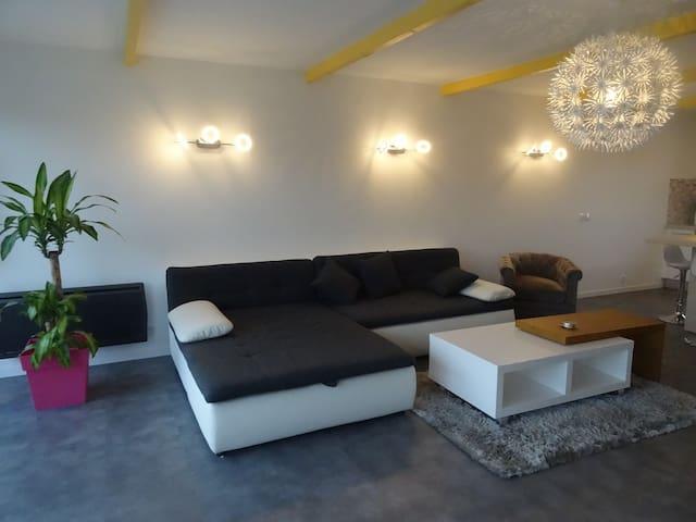 Les peupliers - Villeneuve-le-Roi - Appartement
