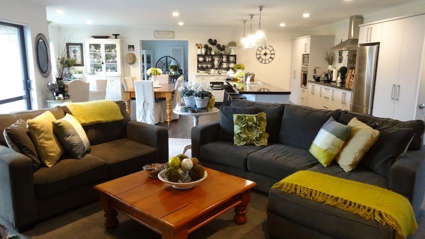 Homely Homestay - Upper Hutt - บ้าน