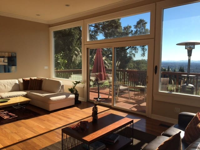 Destination Relaxation w/ Great Views - Santa Rosa - Casa
