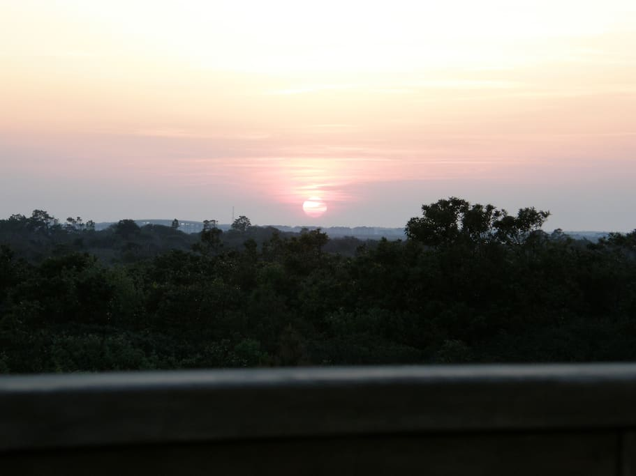 Another Great Sunset off Pipers Watch Deck!