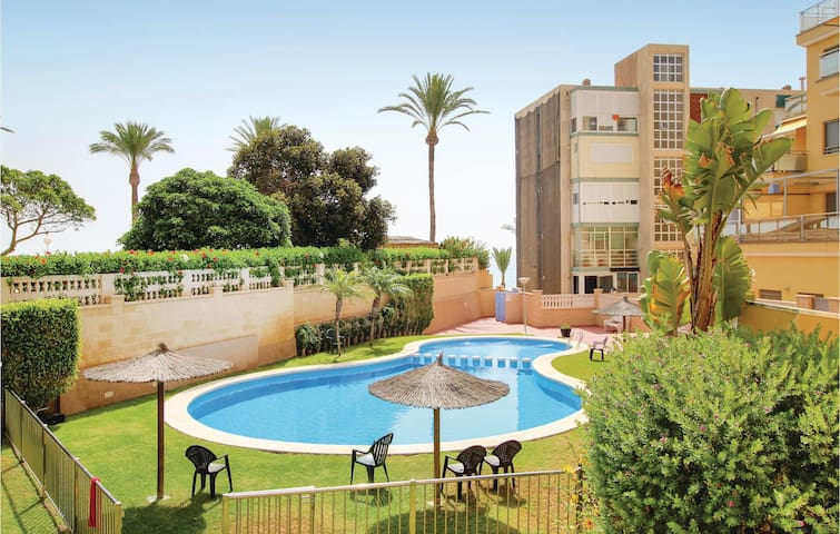 Holiday apartment with 2 bedrooms on 65m² in El Campello
