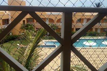 Ambiente acolhedor próximo a praia - Nísia Floresta - Apartamento