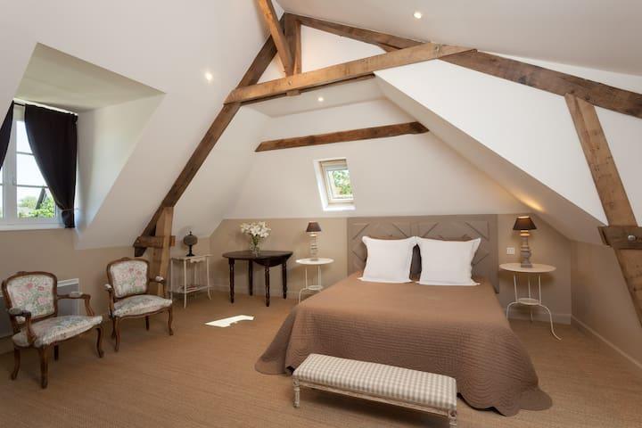 Lakme BandB Deauville/Honfleur - Blangy-le-Château - Dům pro hosty