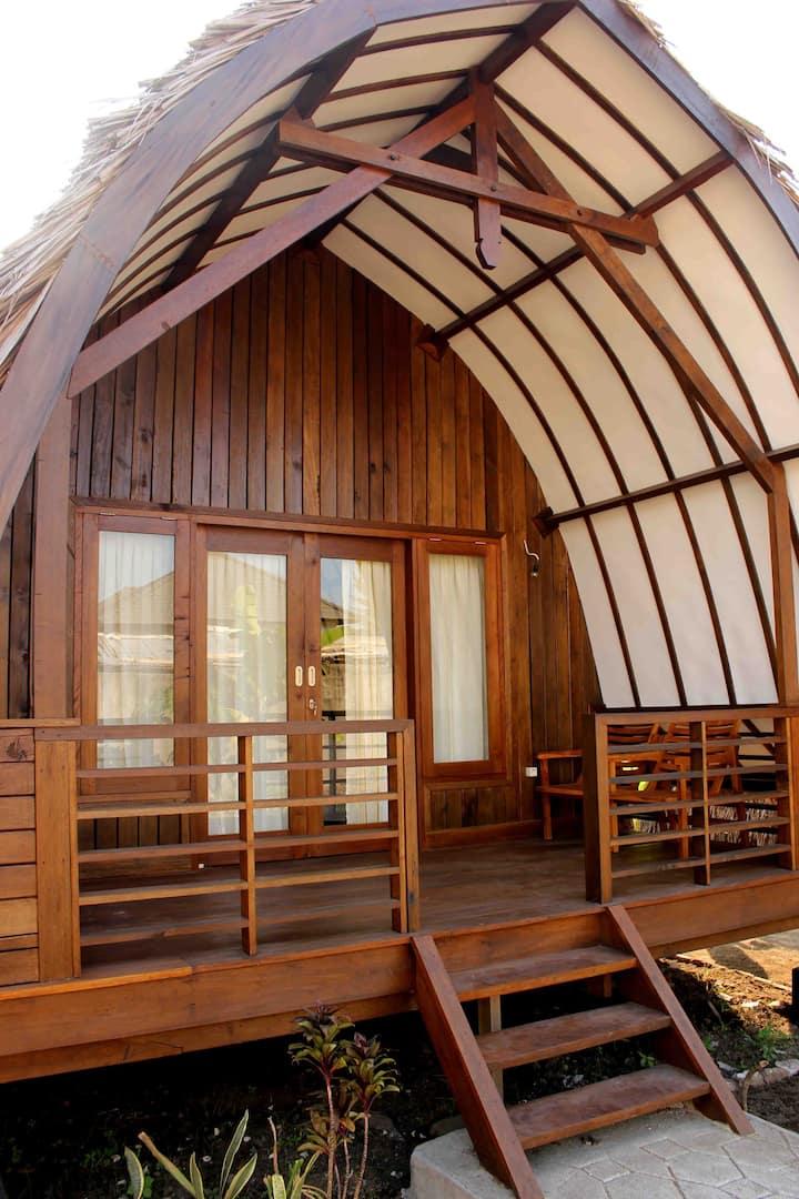 Melati Cottage (double bed)
