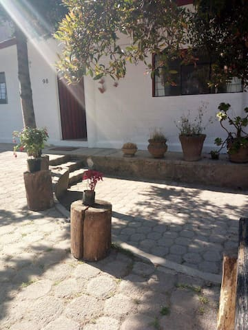 Refugio las Mariposas, Habitacion Ulises