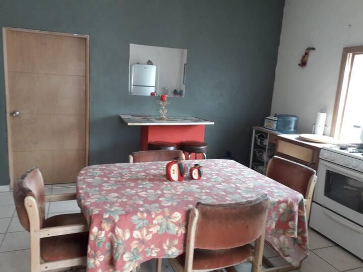 Casa habitación cerca del Centro de Guasave.