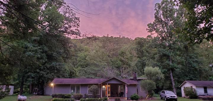 The Wilson's Creek Lodge