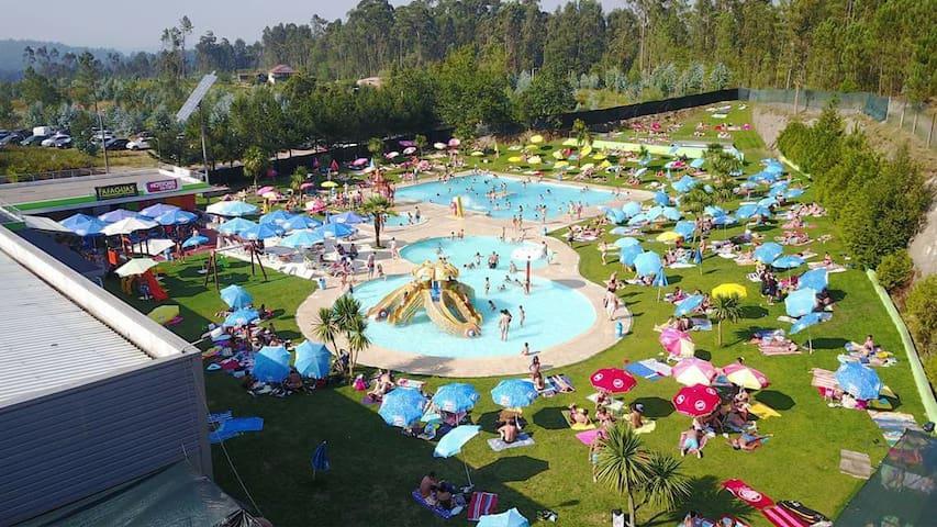 Casa do Lago Quinta d'Areda Wine&Pool