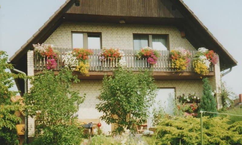 Wohnen bei freundlichen Gastgebern - Rehburg-Loccum - Leilighet