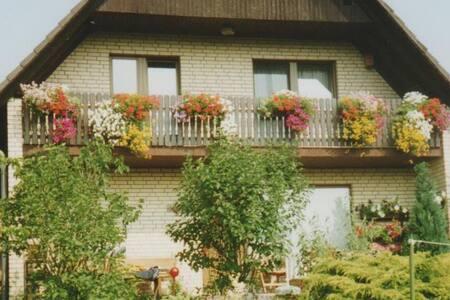 Wohnen bei freundlichen Gastgebern - Rehburg-Loccum - 公寓