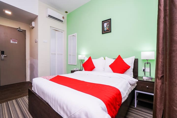 Standard Double Stay In K3 Formosa Hotel