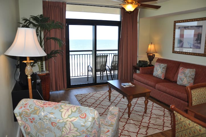 Oceanfront, Modern, Stunning, Great May and June Rates - Myrtle Beach - Condo