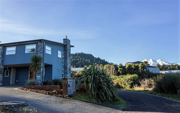 Ohakune Modern 1 BDRM Apartment 3B - Ohakune - Appartement