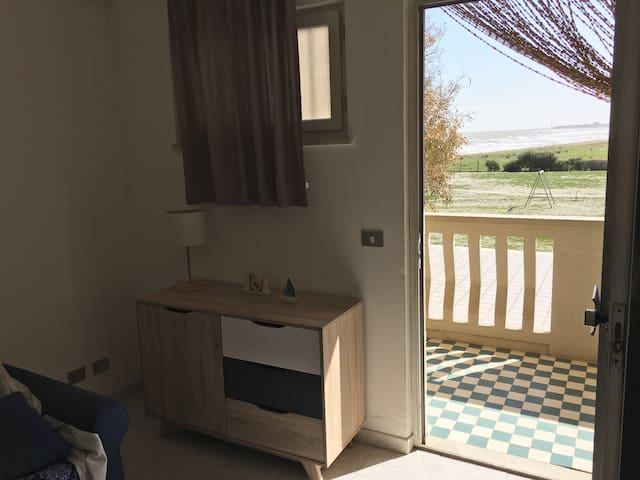 Appartamento sulla spiaggia entra - San Benedetto del Tronto - Apartamento