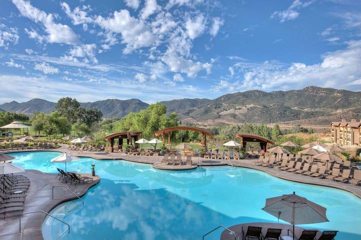 Mountain Villa @ Welk Resort in Escondido - Escondido - Villa