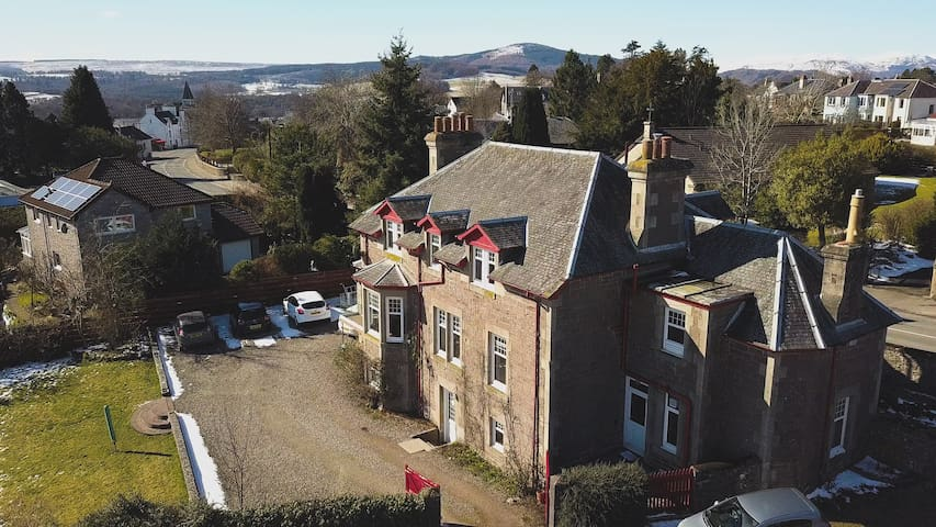 Fir Tree self catering apartment