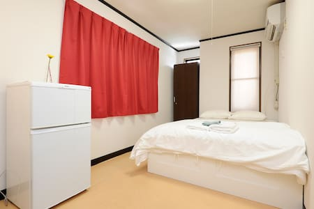 7 min walk from JR Namba Station! SKU#401 - Naniwa Ward, Osaka - 아파트
