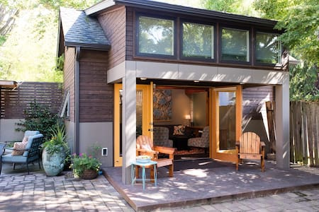 """Little House"" Living in Ballard - Seattle - Hus"