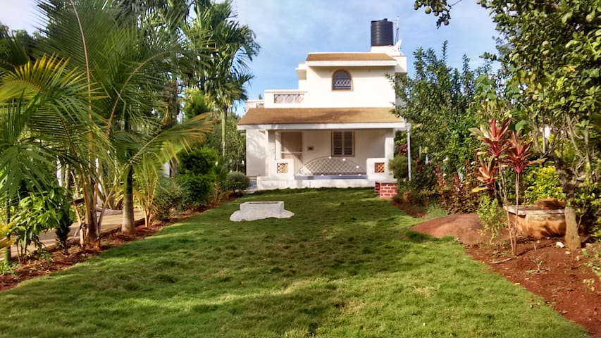 "Yelagiri ""SAI'S"" holiday cottage with lovely views"