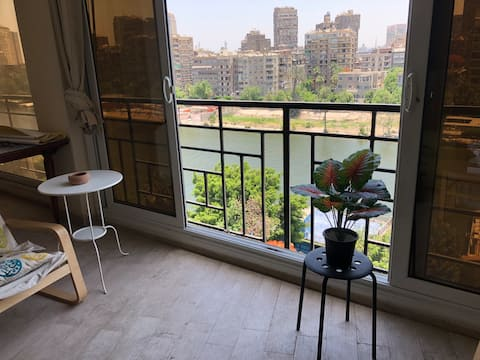 SKY Appartment Nile View