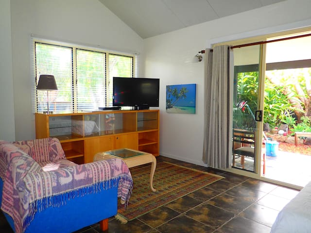 Self contained studio apartment - Mullumbimby - Appartement