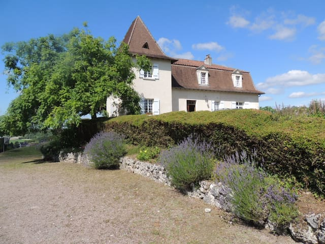 Maison Jacinthe - Montagrier - Casa de camp