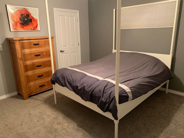 Two Private Bedrooms by Trails and Cute Downtown