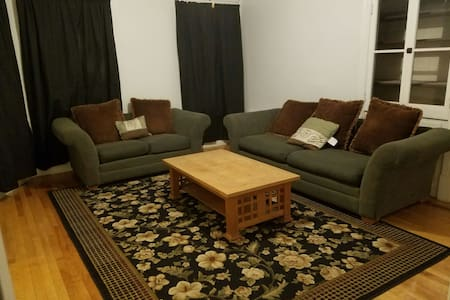 1st floor room key-less access, book the same day! - Apartment
