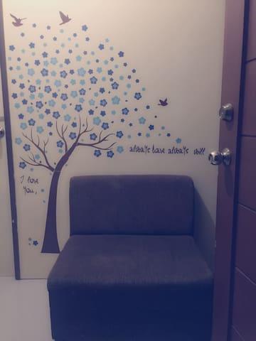 Budget rooms near City Center - Baguio - Flat