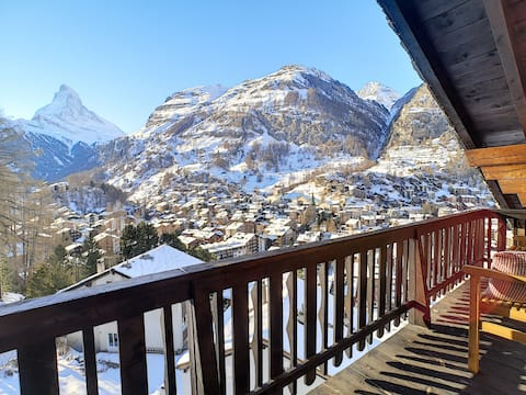 Le Dufour, stunning views on the Matterhorn!