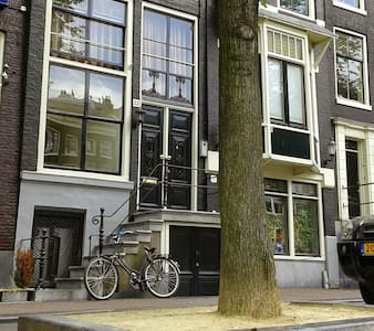 Canal house Amsterdam. Top spot!!