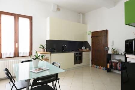 Cozy flat. Perfect location. - Siena