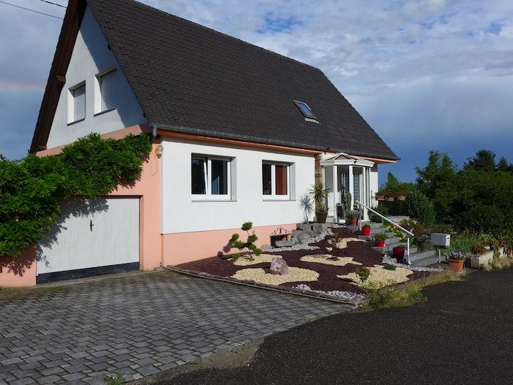 Calme et nature proche du centre de Molsheim