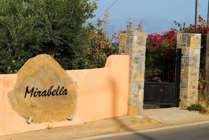 Mirabella Apartment sea view