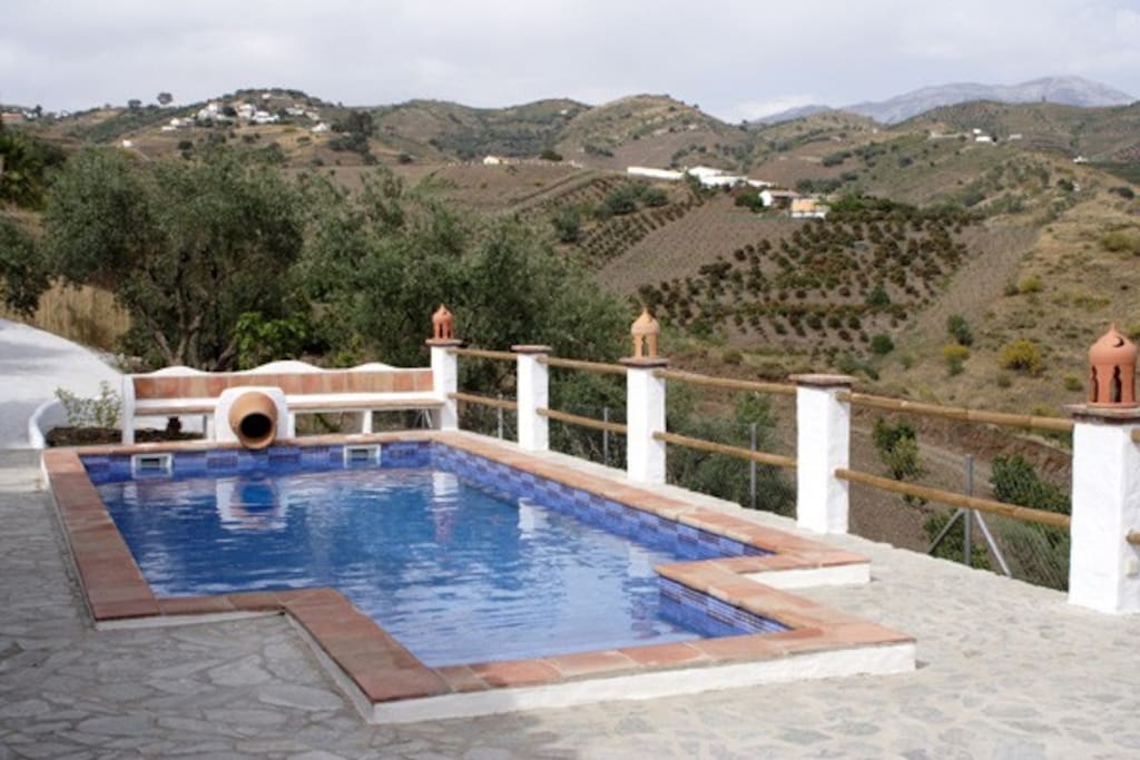 Casa trinidad houses for rent in velez m laga m laga spain - Casa rural trinidad en velez malaga ...