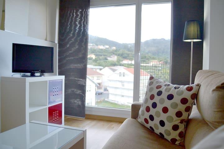 Apartamento 200m playa en Cariño - Cariño - Apartamento