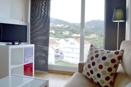 Apartamento 200m playa en Cariño - Cariño - Lejlighed