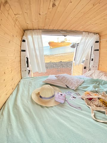 Campervan bliss Lanz / Discover new experiences