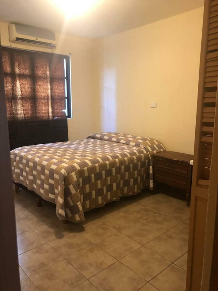 Depto Villahermosa,  2 recamaras 2 baños,