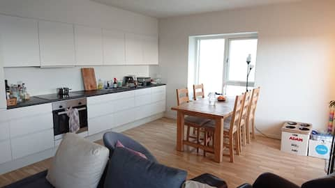 Cosy apartment in Vestamager by the nature reserve