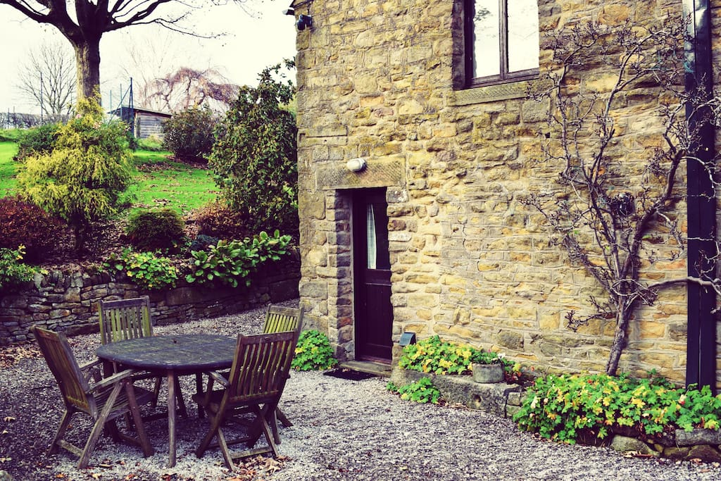 Orchard Cottage Exterior