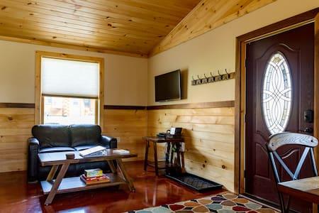Cayuga Lake Cabins, Finger Lakes - Ovid - Cabin