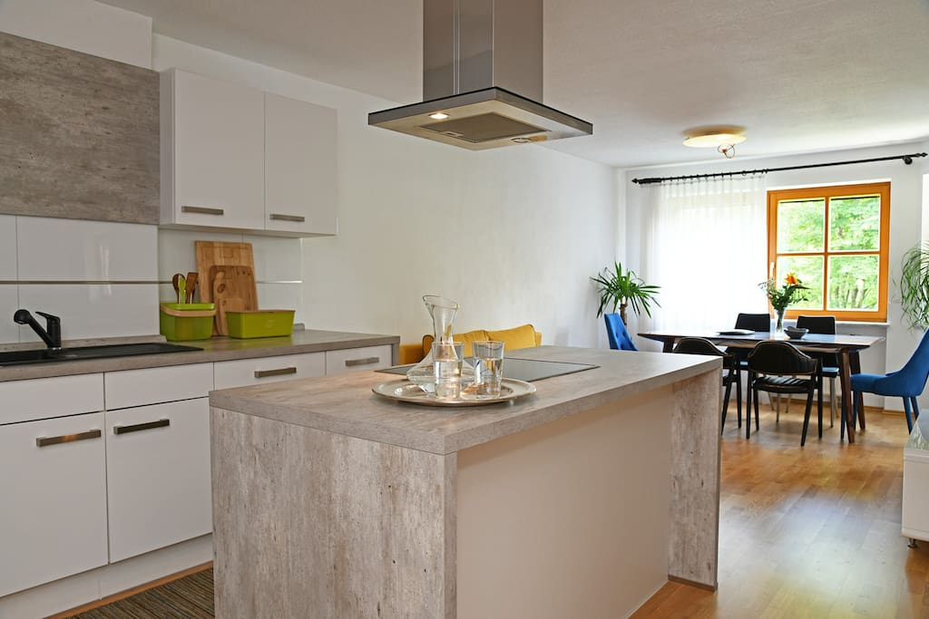 Kitchen / Living