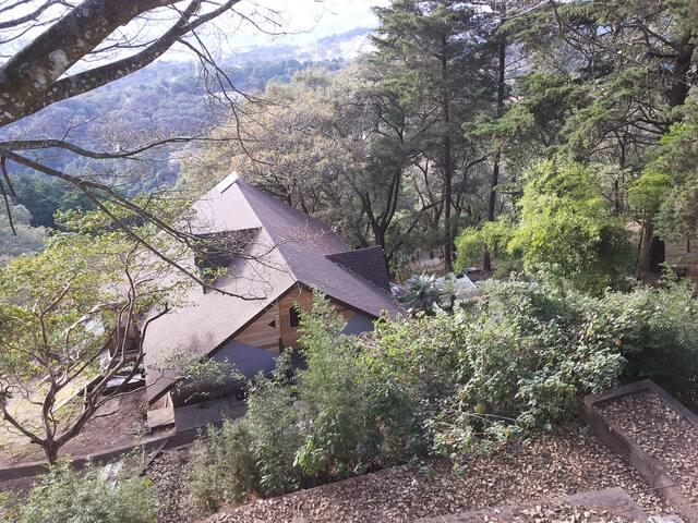 Casa Montaña, vista valle y ciudad - Guatemala - Casa