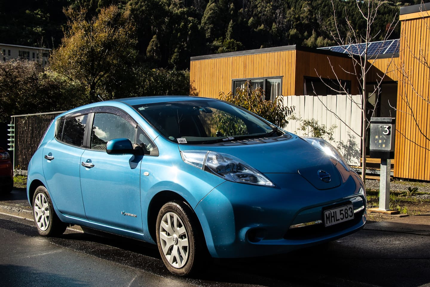 Solar House, electric car and ebikes...