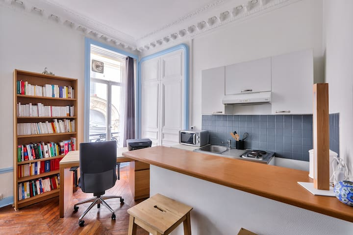 Small & Cute studio - Grands Boulevards